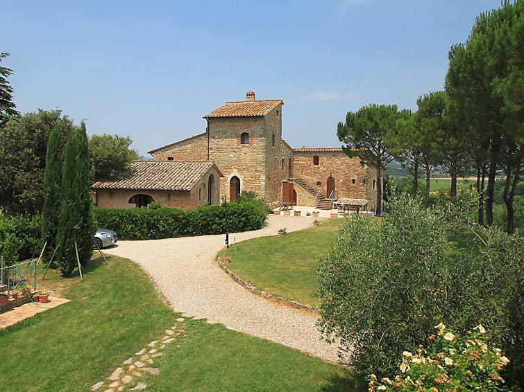 Voor een heerlijke agriturismo Italie vakantie