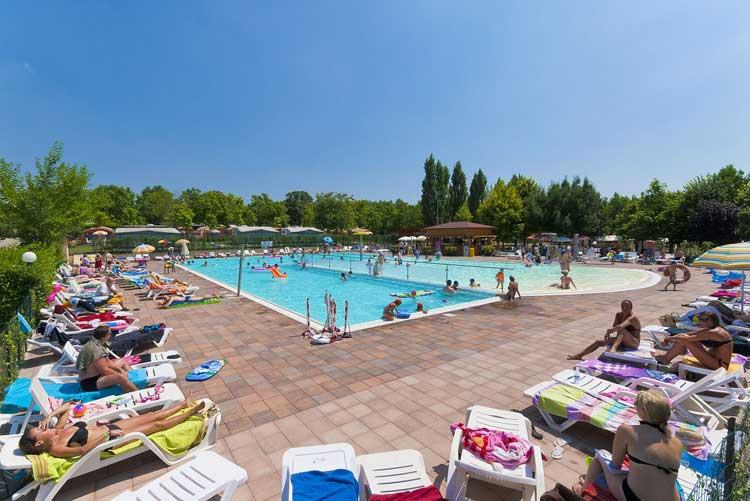 Camping Italie met zwembad