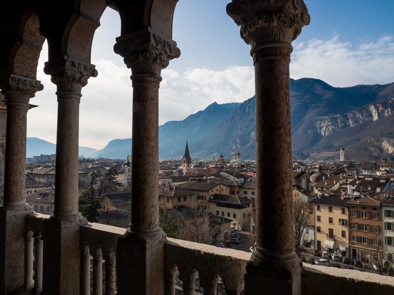 City ski Trento © Claudia Zanin